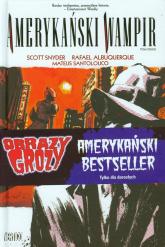 Obrazy Grozy Amerykański wampir Tom 2 Tylko dla dorosłych - Scott Snyder   mała okładka