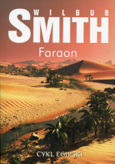 Faraon Cykl egipski - Wilbur Smith | mała okładka