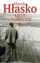 Listy i Pamiętnik - Marek Hłasko | mała okładka
