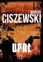 Cykl Meteo 3 Upał - Marcin Ciszewski | mała okładka