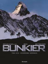Bunkier Tom 5 Choroba górska - Bec Christophe, Betbeder Stephane | mała okładka