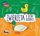 Zwierzęta i ich dzieci - Joanna Wiśniewska | mała okładka
