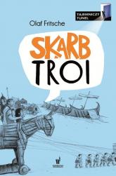 Skarb Troi - Olaf Fritsche | mała okładka