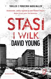 Stasi i wilk - David Young | mała okładka