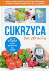 Cukrzyca bez strachu - Kapusta Joanna, Kapusta Piotr, Rusin Wiesława | mała okładka