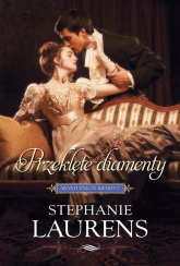 Przeklęte diamenty - Stephanie Laurens | mała okładka