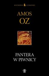 Pantera w piwnicy - Amos Oz | mała okładka