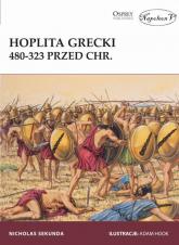 Hoplita grecki 480-323 przed Chr. - Nicholas Sekunda | mała okładka