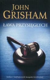 Ława przysięgłych - John Grisham | mała okładka