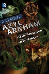 Batman Azyl Arkham -  | mała okładka