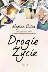Drogie życie - Meghan Quinn | mała okładka