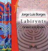 Labirynty Nowa antologia / Biały/blanco Najnowsza poezja latynoamerykańska Kuba / Biały/blanco Najnowsza poezja latynoamerykańska Portoryko Pakiet - Borges Jorge Luis   mała okładka