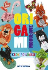 Origami modułowe krok po kroku - Zofia Wodzyńska | mała okładka