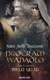 Program Wahadło - Hubert Gruszczyński | mała okładka