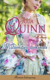 Małżeństwo doskonałe - Julia Quinn   mała okładka