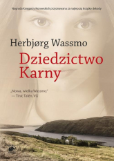 Trylogia Diny 3 Dziedzictwo Karny - Herbjorg Wassmo | mała okładka