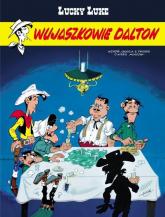 Lucky Luke Wujaszkowie Dalton - Gerra Laurent, Pessis Jacques, Achdé Achdé | mała okładka