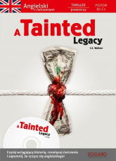 A Tainted Legacy - C.S. Wallace | mała okładka