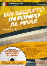 Un segreto in fondo al mare - Claudia Ruscello | mała okładka