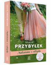 Małżeństwo z odzysku - Agata Przybyłek | mała okładka