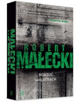 Porzuć swój strach - Robert Małecki | mała okładka