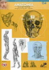 Anatomia dla artystów 04 Leonardo Compact Series -  | mała okładka