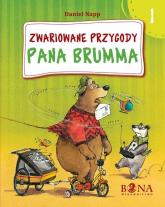 Zwariowane przygody Pana Brumma - Daniel Napp | mała okładka