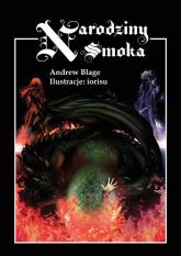 Siedem Koron Tom 1 Narodziny Smoka - Andrew Blage | mała okładka