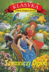 Tajemniczy ogród - Burnett Frances Hodgson | mała okładka