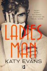 Ladies man - Katy Evans | mała okładka