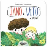 Jano i Wito W trawie - Wiola Wołoszyn | mała okładka