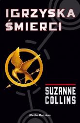 Igrzyska śmierci - Suzanne Collins | mała okładka