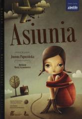Asiunia - Joanna Papuzińska | mała okładka
