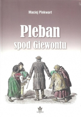 Pleban spod Giewontu - Maciej Pinkwart | mała okładka