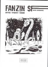 Fanzin SF Artyści wydawcy fandom - Artur Nowakowski | mała okładka