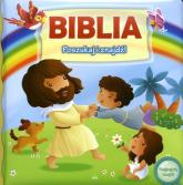 Biblia Poszukaj i znajdź! - Stancliff Guy David   mała okładka