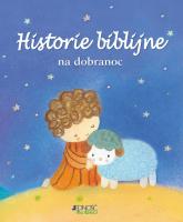 Historie biblijne na dobranoc - Sophie Piper | mała okładka