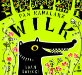 Pan Kawalarz Wilk - Adam Święcki | mała okładka