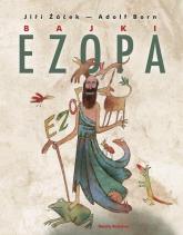 Bajki Ezopa - Jiri Zacek   mała okładka