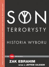 Syn terrorysty Historia wyboru TED Books - Ebrahim Zak, Giles Jeff | mała okładka