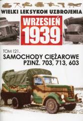 Samochody ciężarowe - zbiorowa praca | mała okładka