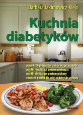 Kuchnia diabetyków - Barbara Jakimowicz-Klein | mała okładka