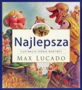 Najlepsza - Max Lucado | mała okładka
