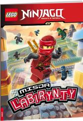 Lego Ninjago Misja labirynty LMA-701 -  | mała okładka