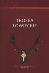 Trofea łowieckie - Bohdan Jasiewicz | mała okładka