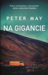 Na gigancie - Peter May | mała okładka