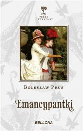 Emancypantki - Bolesław Prus | mała okładka