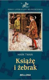 Książę i żebrak - Mark Twain | mała okładka