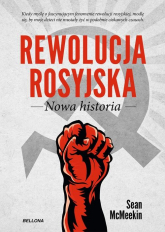 Rewolucja rosyjska Nowa historia - Sean McMeekin | mała okładka