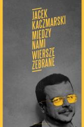 Między nami Wiersze zebrane - Jacek Kaczmarski | mała okładka